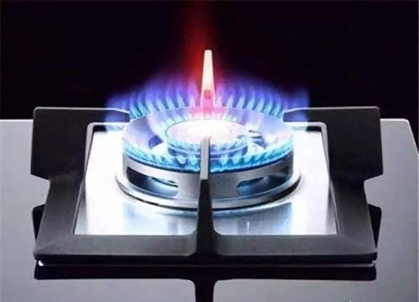 燃气灶回火